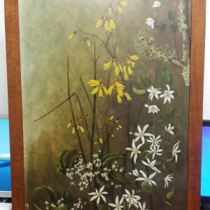 NZ ANTIQUE OIL PAINTING