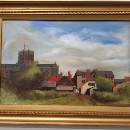 NL oldham - Sherborne Abbey