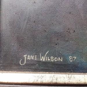 JANE WILSON - FATERH READING TO CHILD
