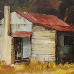 JOHN JOHNSTON - OLD SHED KING COUNTRY