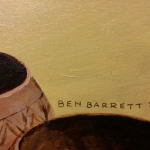 Ben Barrett