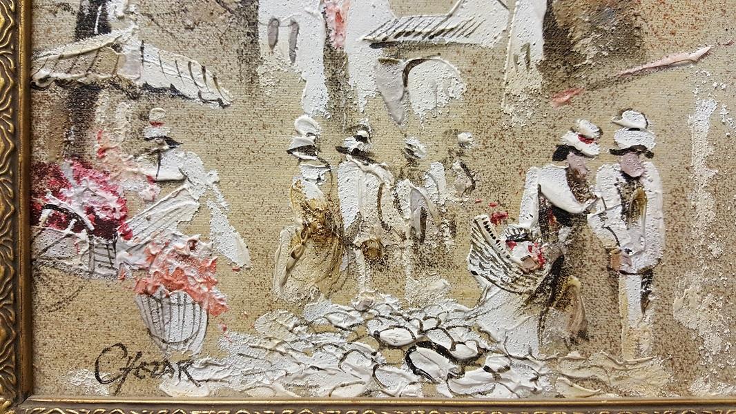 Boris Chezar Paintings For Sale