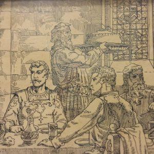 W.J. OSBOURNE – MEETINGS 1918