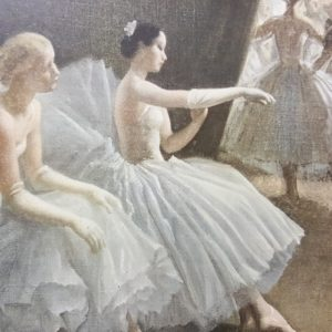 DAME LAURA KNIGHT – BALLET (1936)