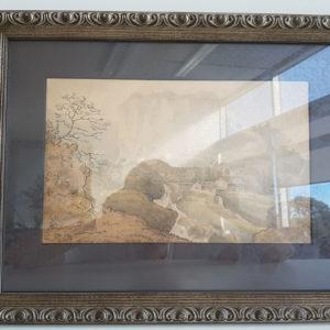 JOHN THOMAS SERRES – LEGBURTHWAITE MILL, ST. JOHNS VALE